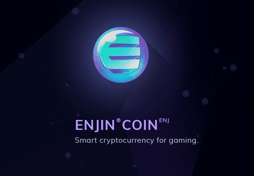 EnjinCoin logo