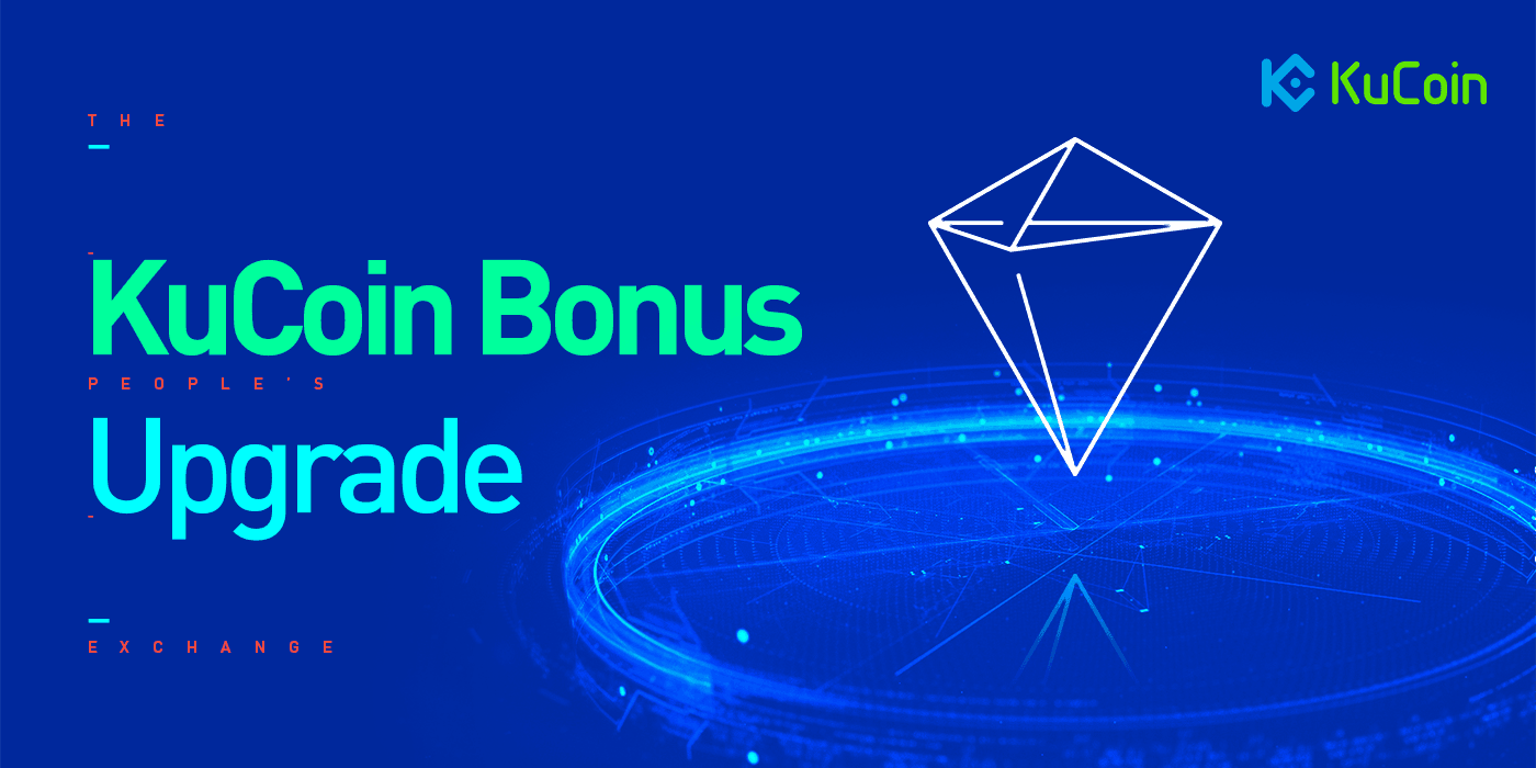 KuCoin shares bonus upgrade