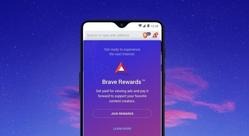 brave browser rewards update