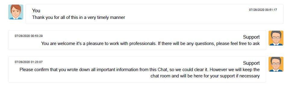 werken met professionals