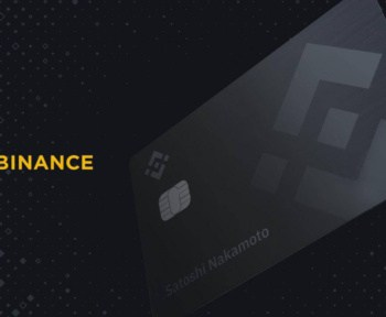 binance visa kaart