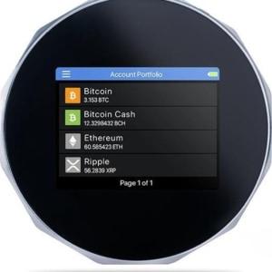 SecuX V20 - Hardware wallet - Bitcoin - Crypto - Cryptocurrency - Ledger - Nano - Trezor - Cadeau voor man - Vaderdag