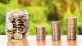 dollar cost average & buy the dip